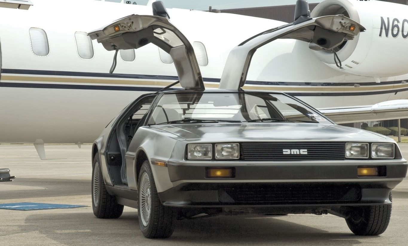 DeLorean DMC-12 Remake Rumors Still Going