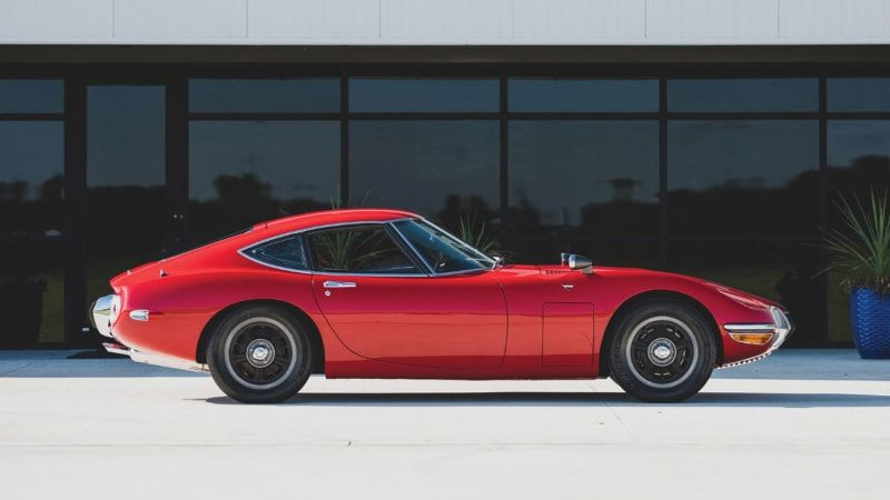 """<img src=""""1967-toyota-2000gt.jpg"""" alt=""""Profile view of a 1967 Toyota 2000GT heading to auction"""">"""