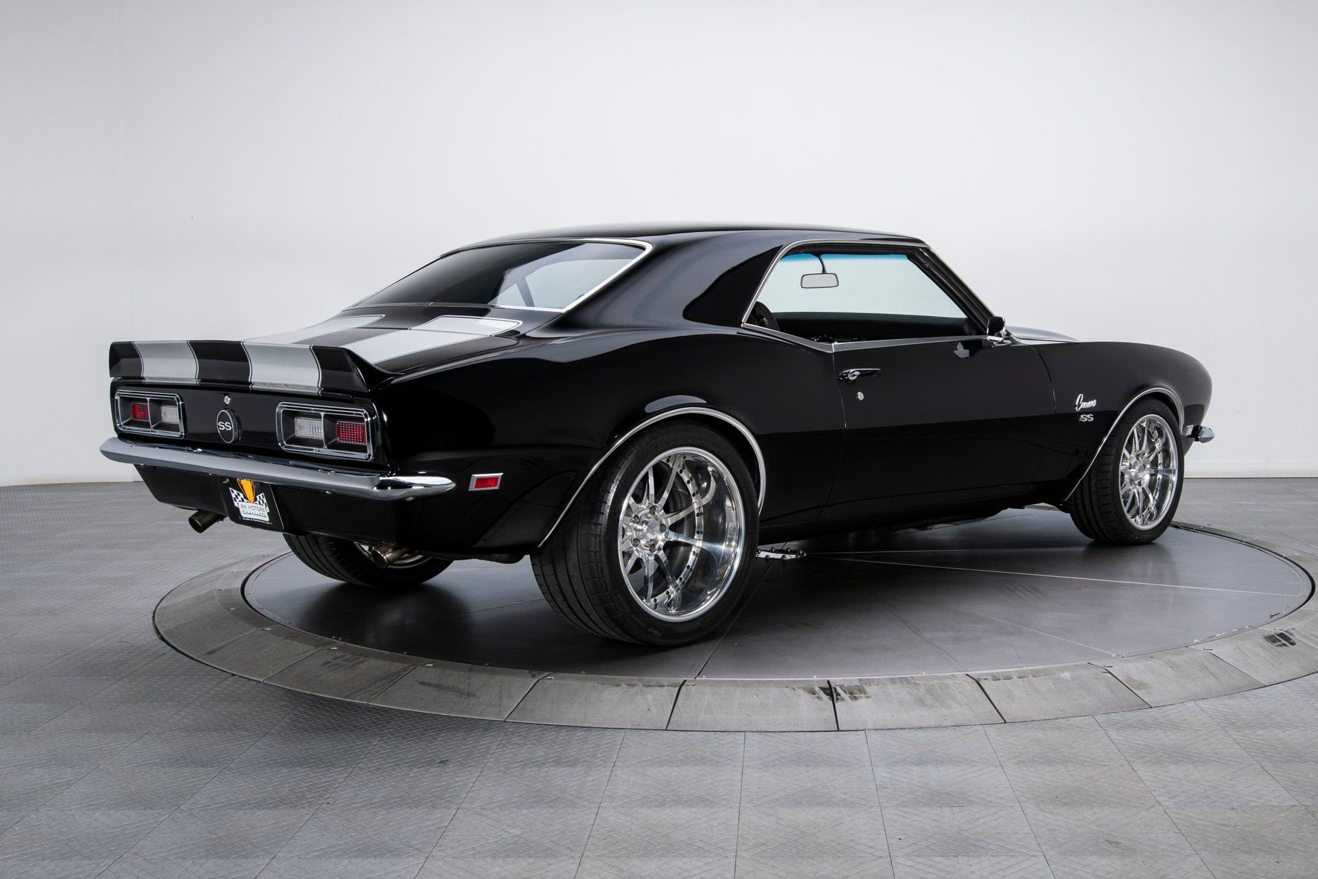 Roll Hard In This 1968 Chevy Camaro Pro Tourer