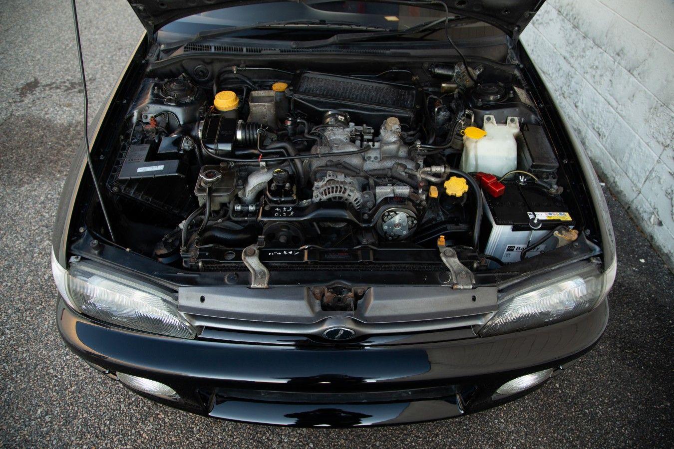 Live Your JDM Dreams Using This 1993 Subaru Impreza WRX GC8