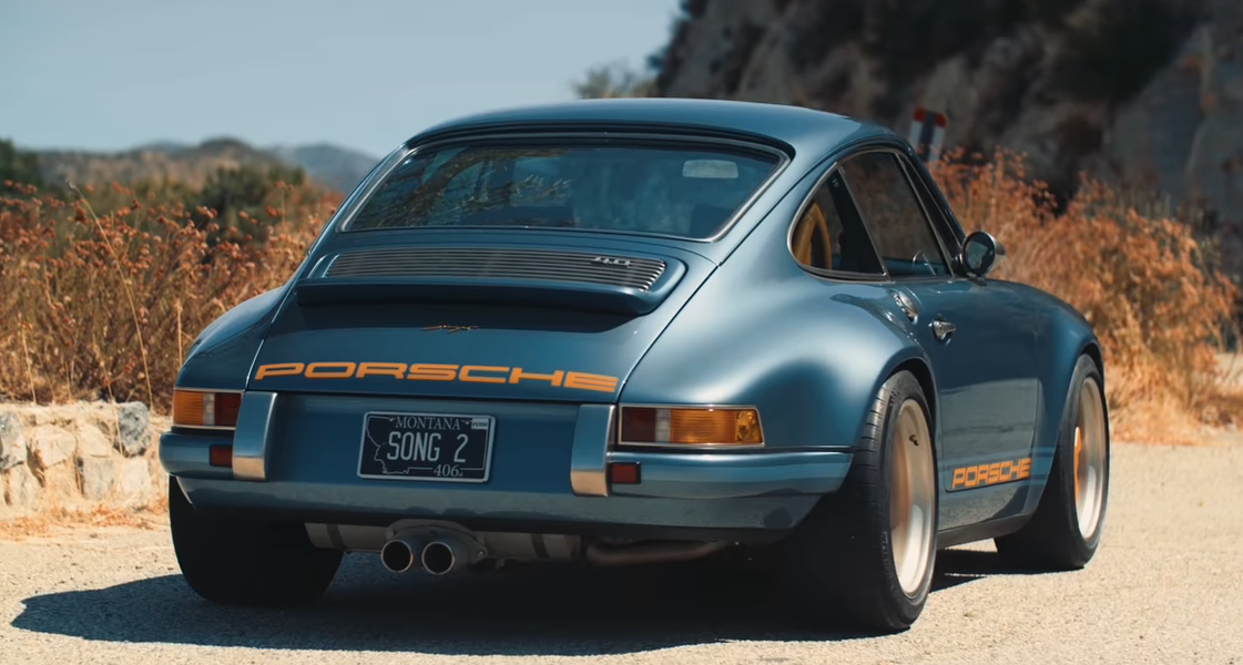 Watch This Porsche 911 By Singer Review