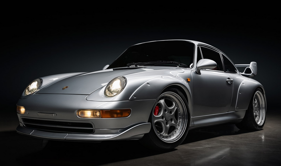 1996 Porsche 911 GT2 Auction Causes Stir