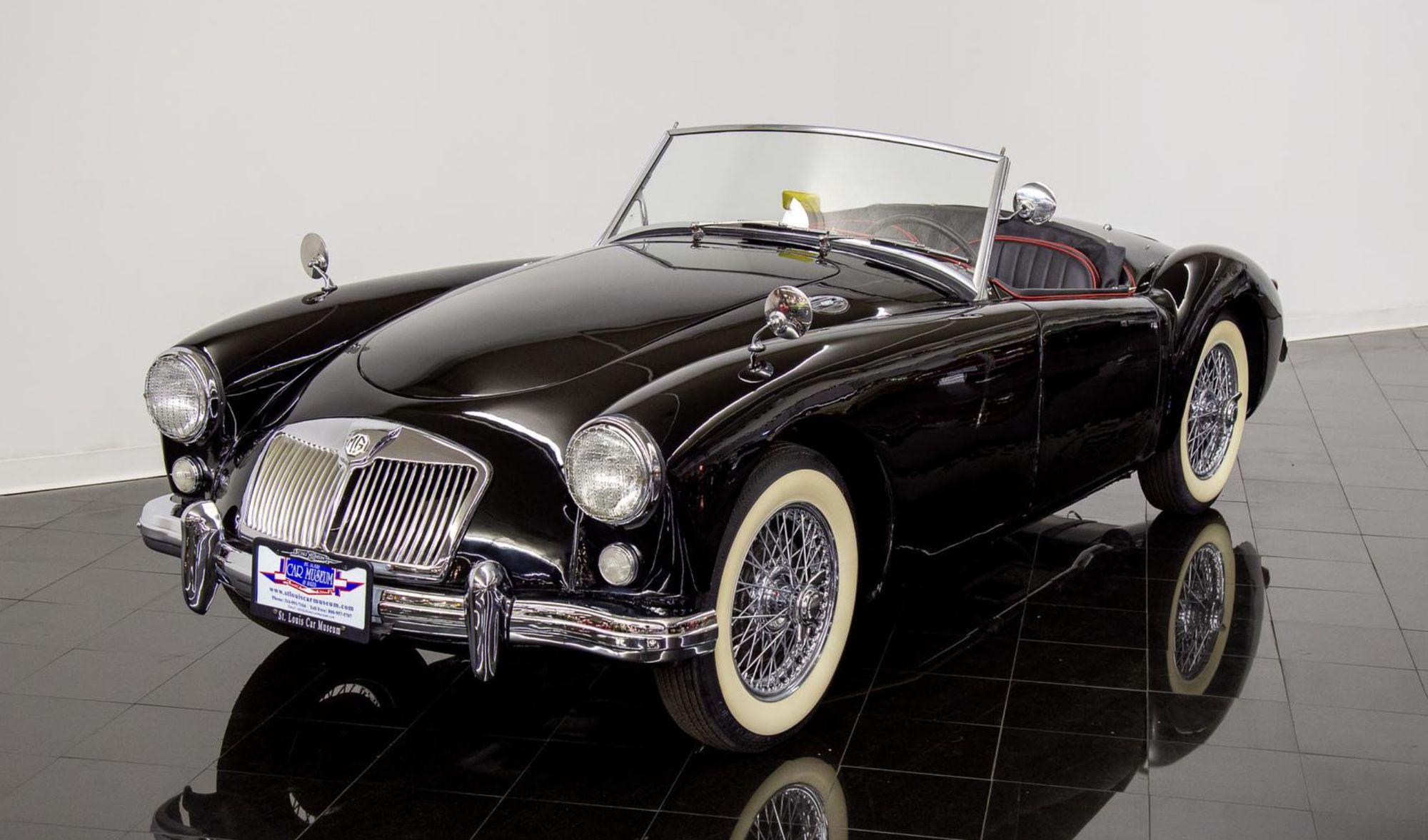 """<img src=""""1959-mg-mga.jpg"""" alt=""""A beautifully restored 1959 MG MGA"""">"""