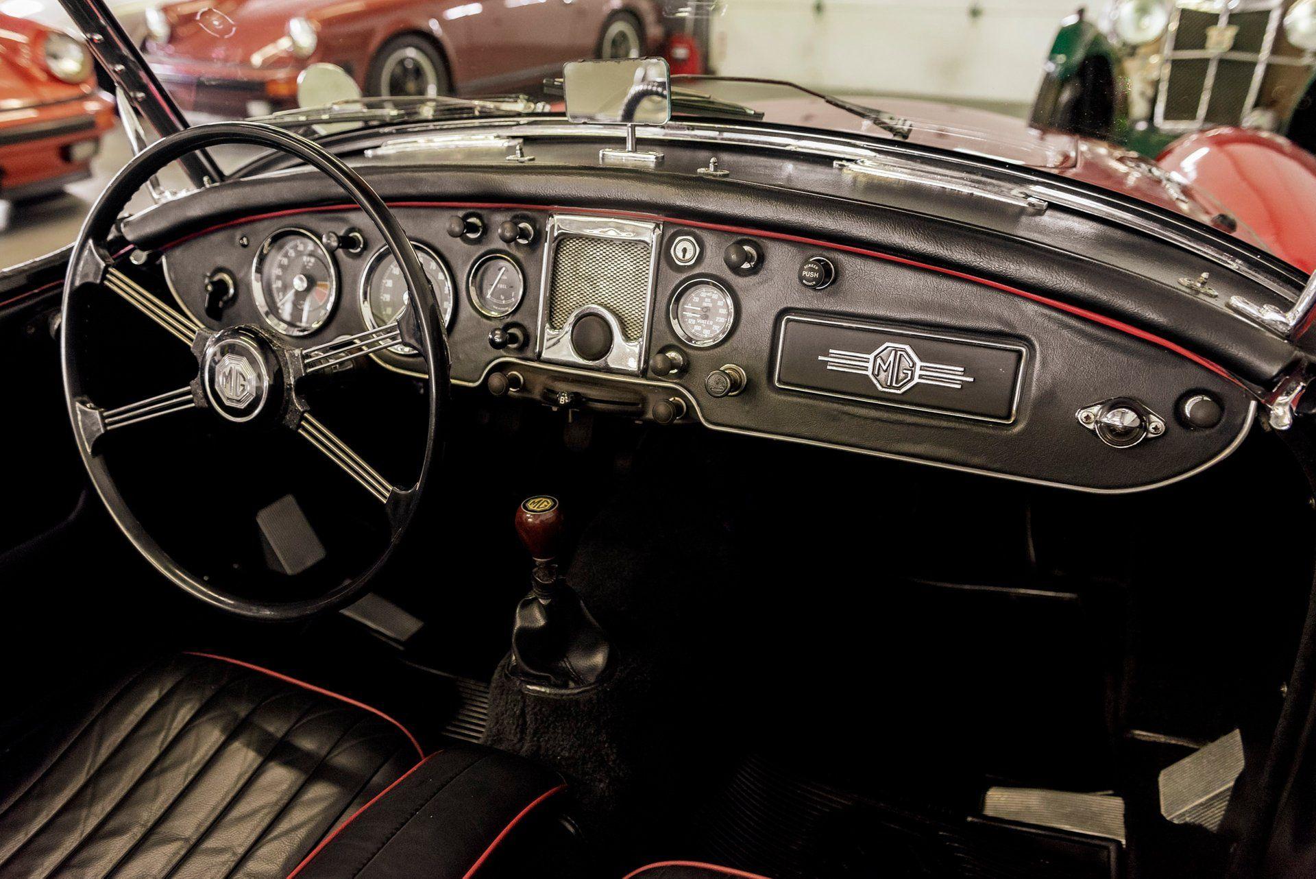 Buy This Rare 1962 MG MGA Mk II Roadster