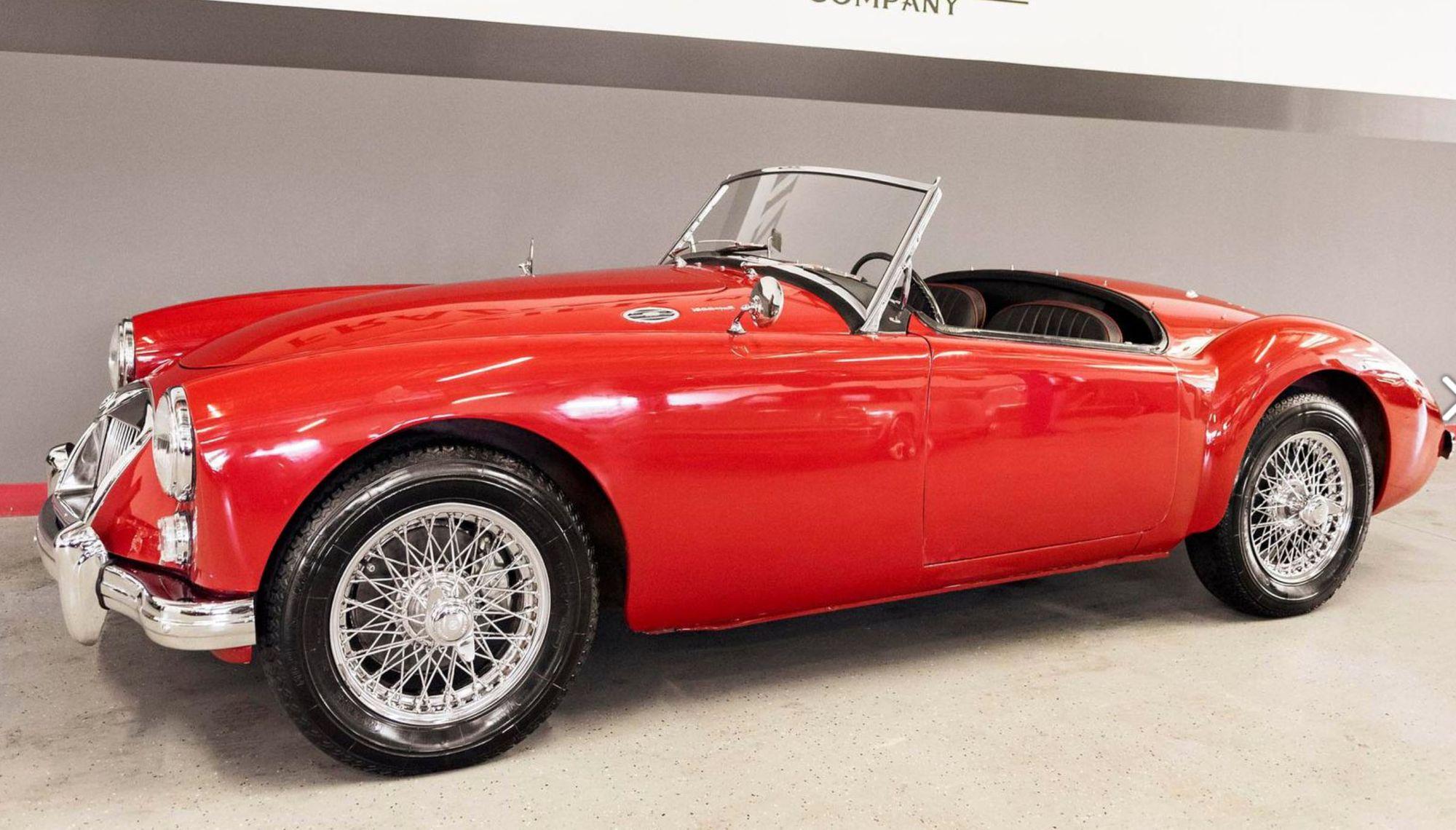 "<img src=""1962-mg-mga-roadster.jpg"" alt=""A beautiful example of a 1962 MG MGA MKII Roadster"">"