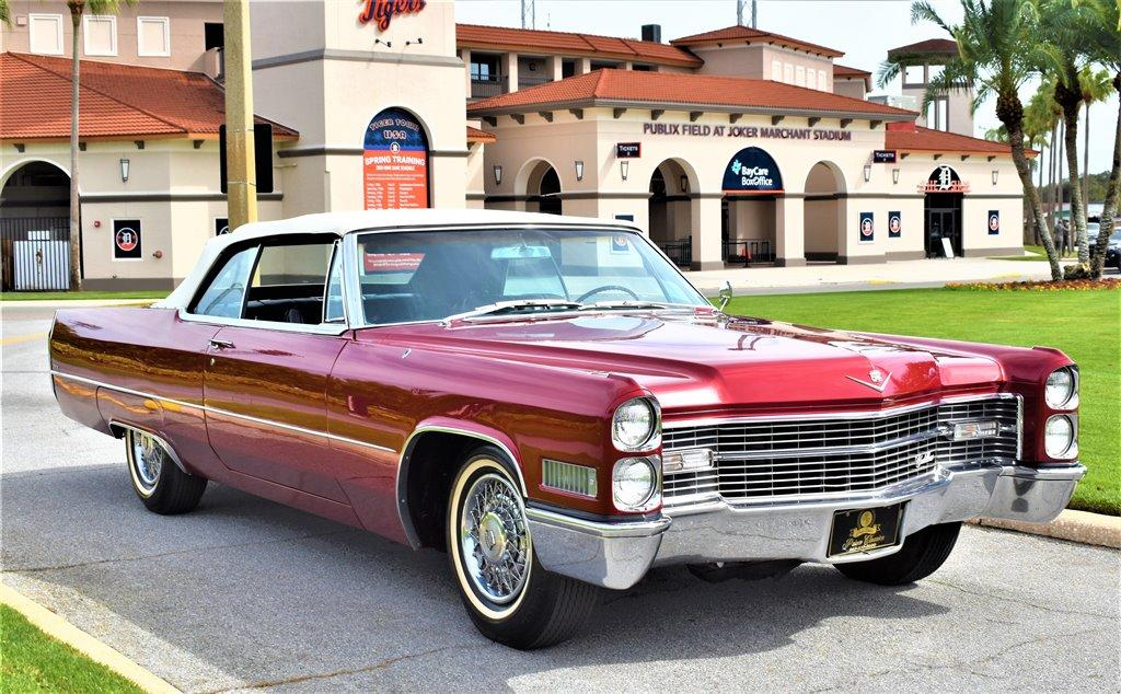 "<img src=""1966-cadillac-deville.png"" alt=""A stunning 1966 Cadillac Deville is up for bids through Awesome Joe's Auction"">"
