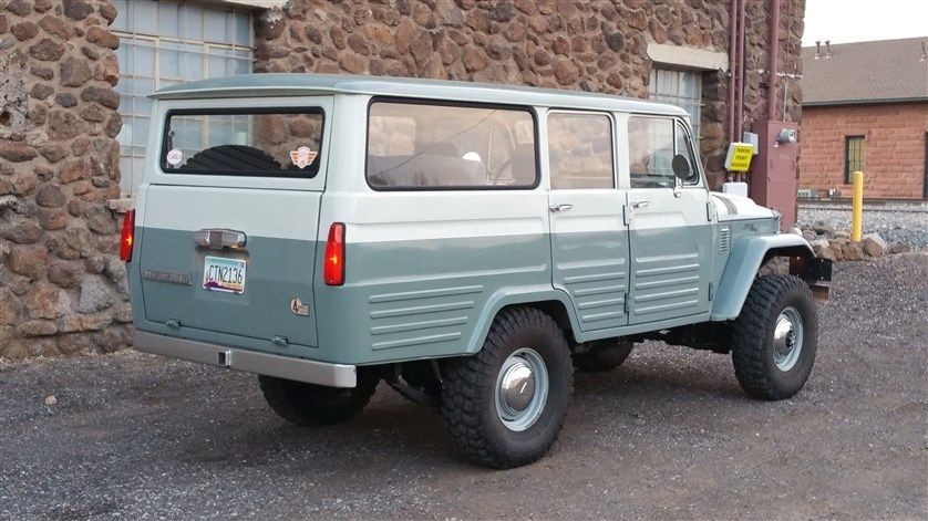 Do Better With This 1967 Toyota FJ45LV