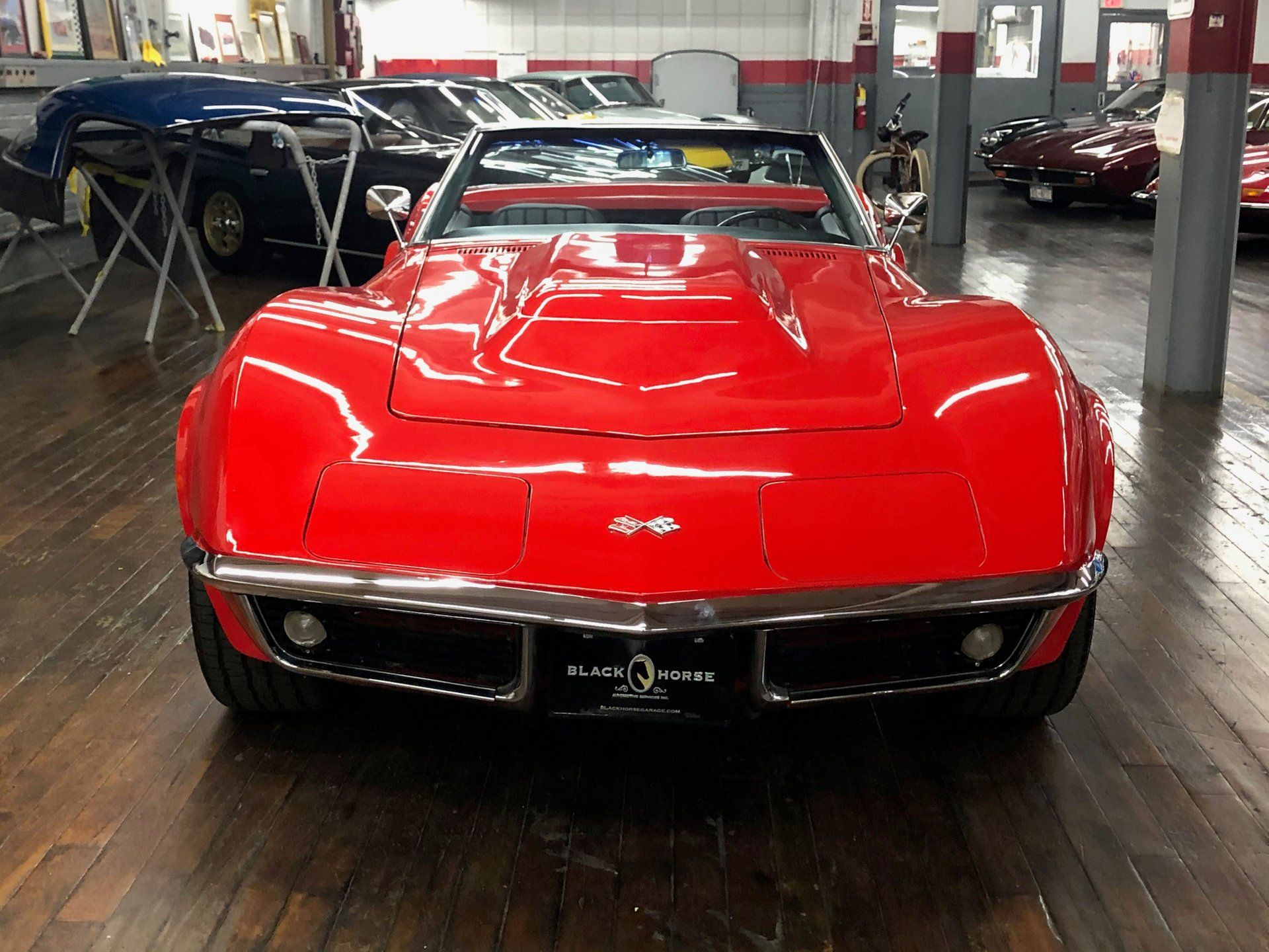 Celebrate The C3 With This 1968 Chevy Corvette
