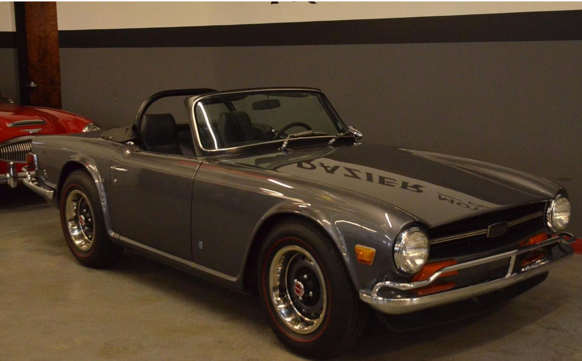 "<img src=""1971-triumph-tr6.jpg"" alt=""The front three quarters of a 1971 Triumph TR6"">"
