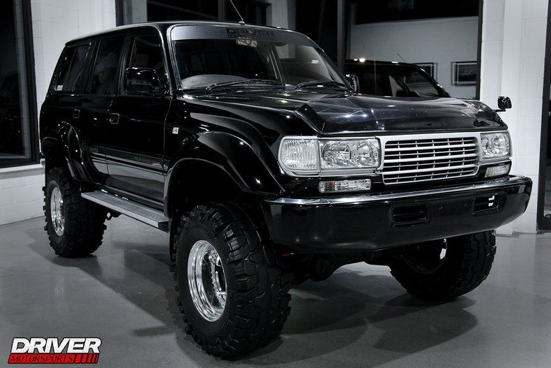 1994 Toyota Land Cruiser Is A JDM Overlander