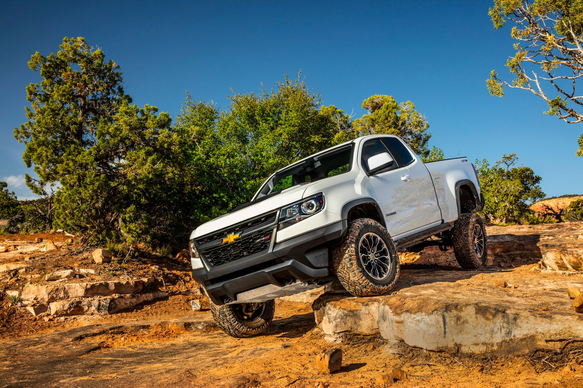 Lingenfelter Wants To Drop An LT4 In Your Chevy Colorado