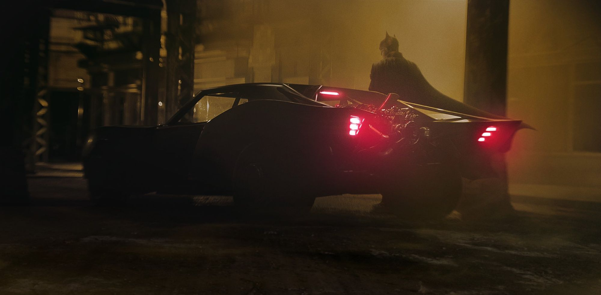 Here's The Muscle Car Batmobile
