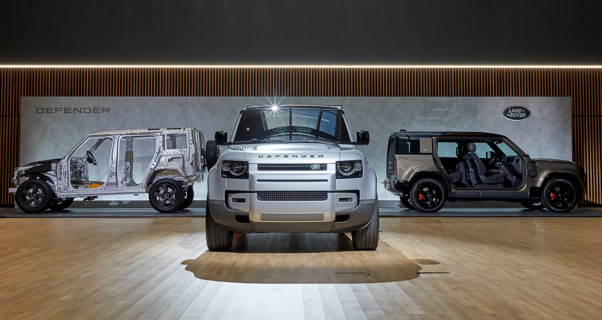 The New Land Rover Defender Effect