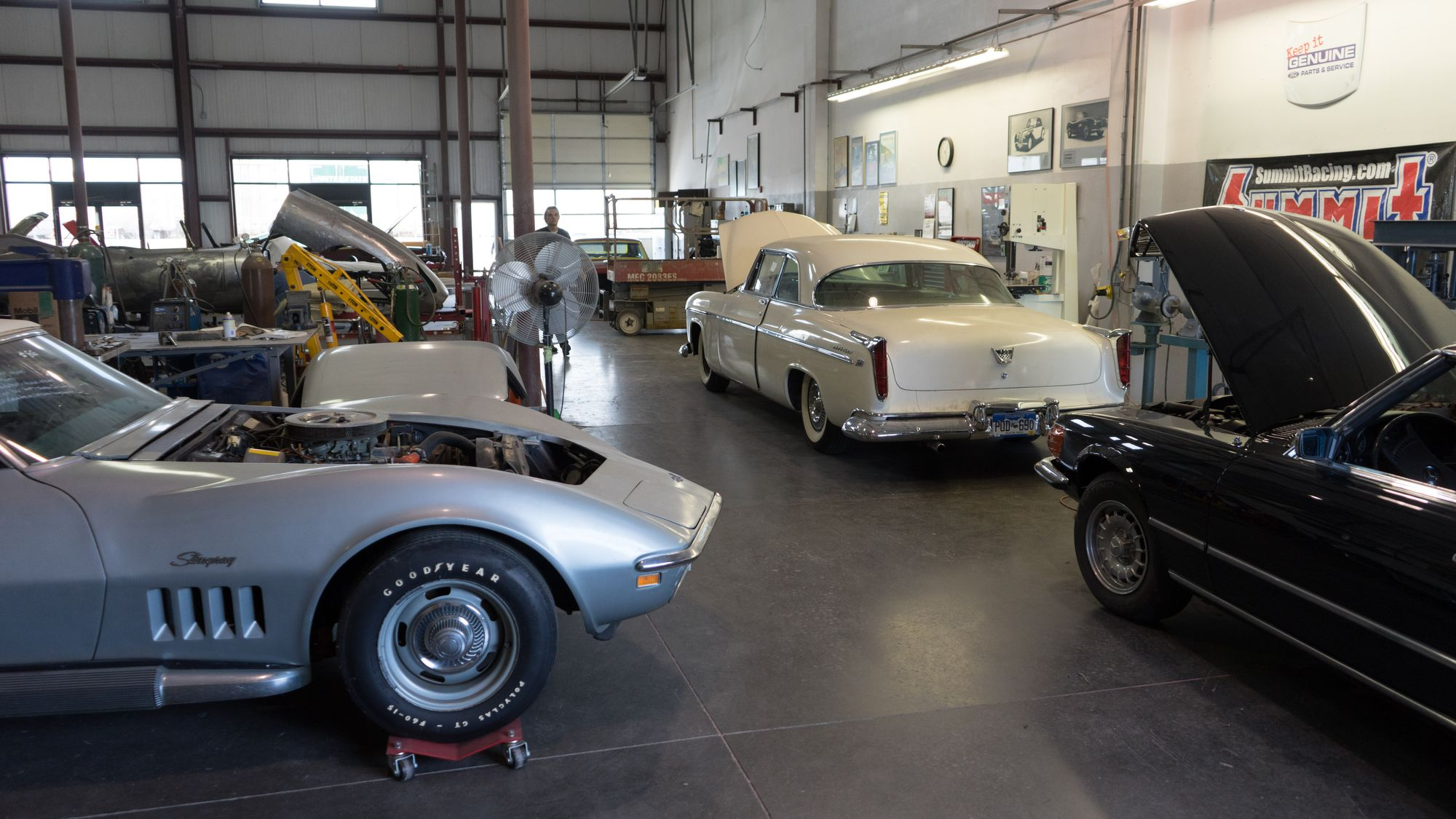 5 Things To Do When Buying A Classic Car