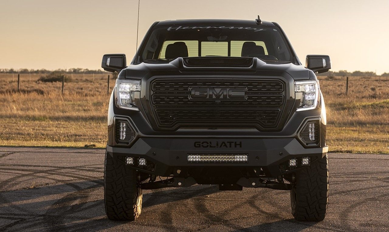Hennessey Reveals Earth-Shattering Goliath 700