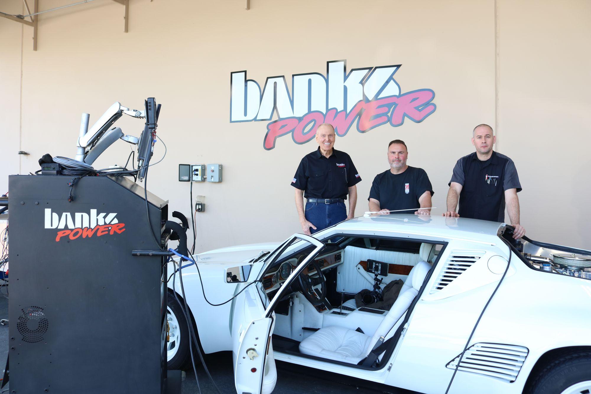 Driven Restores Carroll Shelby's DeTomaso Pantera