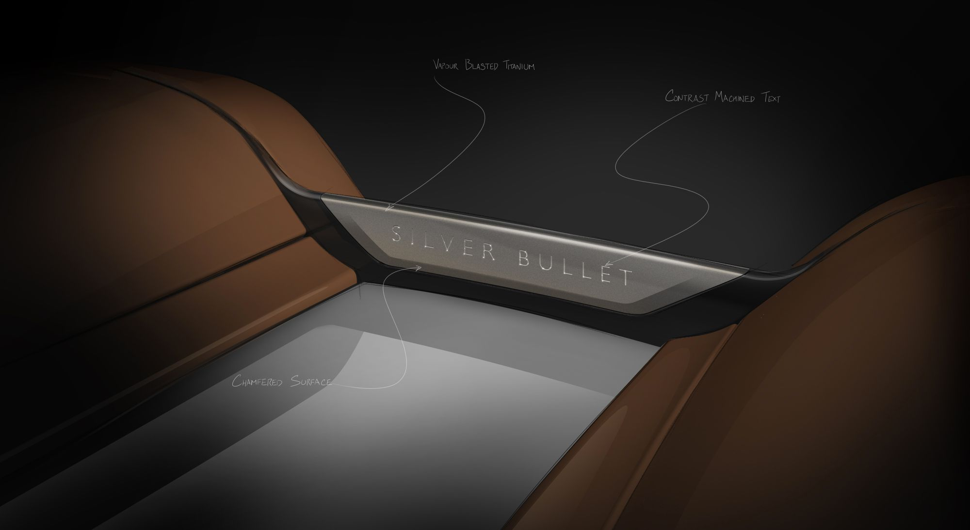 Rolls-Royce Reveals Dawn Silver Bullet Collection
