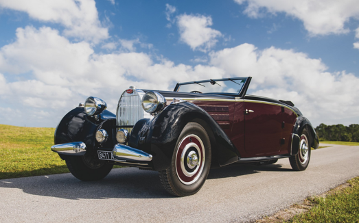 Vintage Masterpieces Abound At Amelia Island