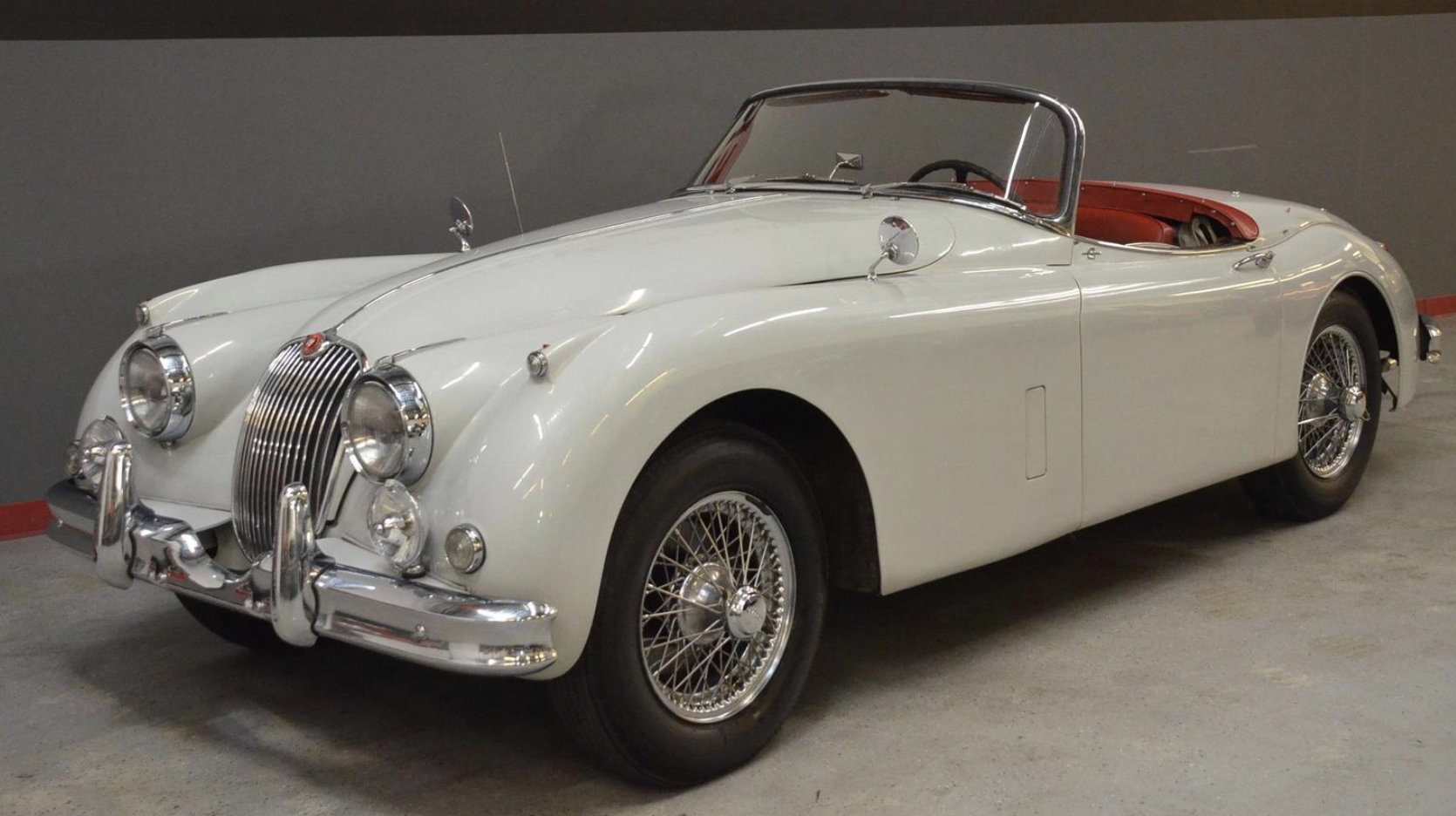 Lot 125 - 1959 Jaguar XK150 S