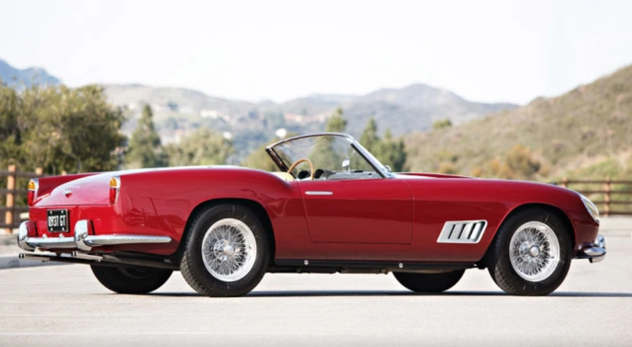 1958 Ferrari 250 GT LWB California Could Hammer At $11 Million