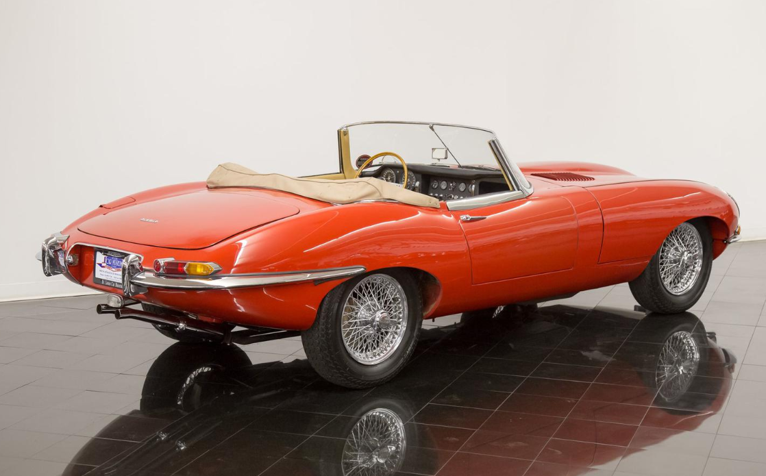 Immaculate 1964 Jaguar E-Type Series I Available Now