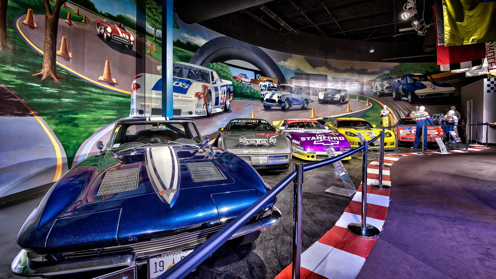 National Corvette Museum Remains Open Despite Coronavirus Concerns