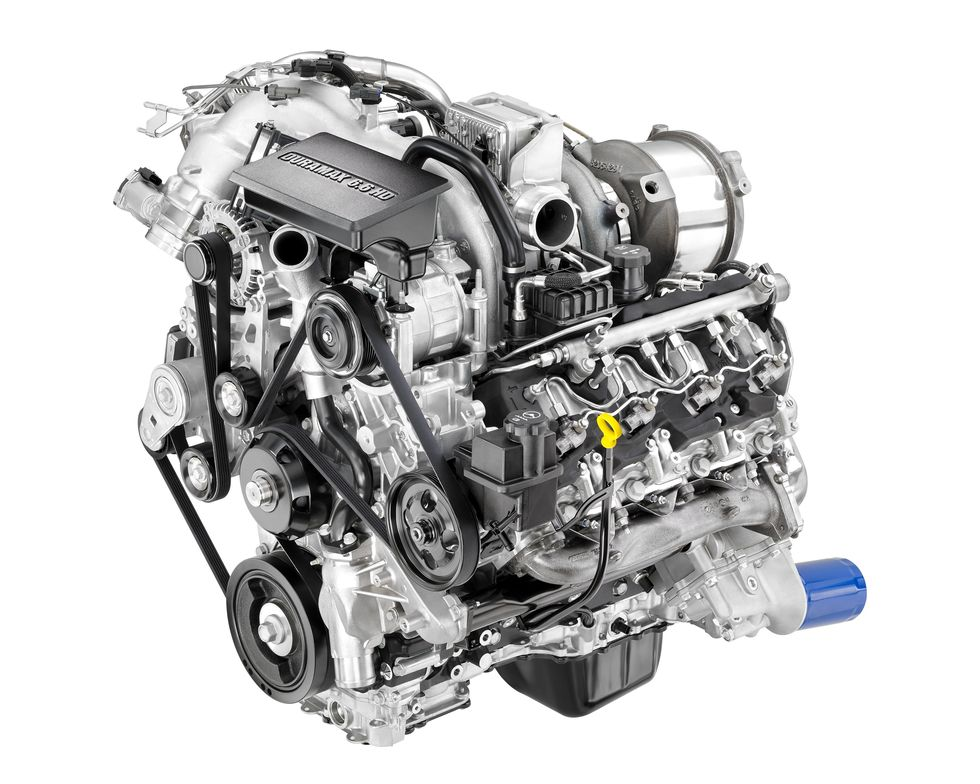 "<img src=""engine-duramax.jpg"" alt=""A Duramax diesel engine that powers the 2020 Chevrolet 2500/3500 HD pickup trucks"">"