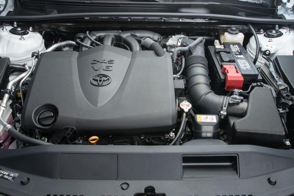 """<img src=""""engine-toyota.jpg""""The Toyota GR V6 engine """">"""