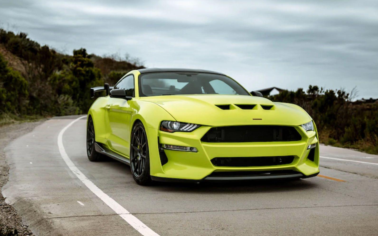 """<img src=""""revenge-gt-front.jpg"""" alt=""""Front view of the new custom Revenge Mustang GT"""">"""