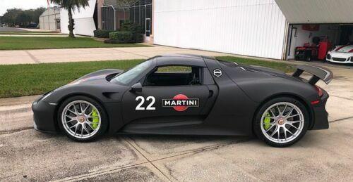 eBay Find: 2015 Porsche 918 Spyder Weissach