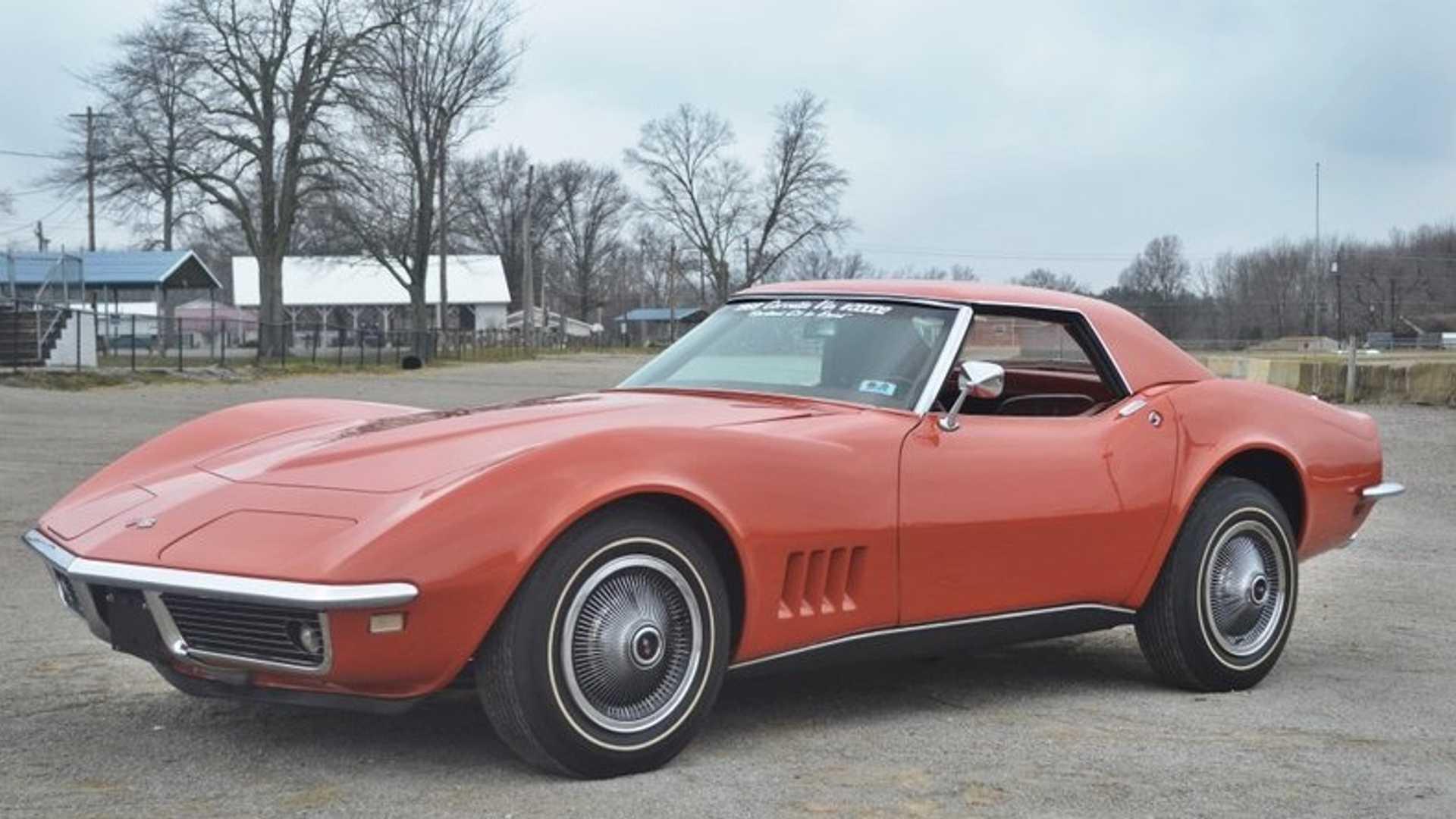 Kekurangan Corvette 1968 Tangguh