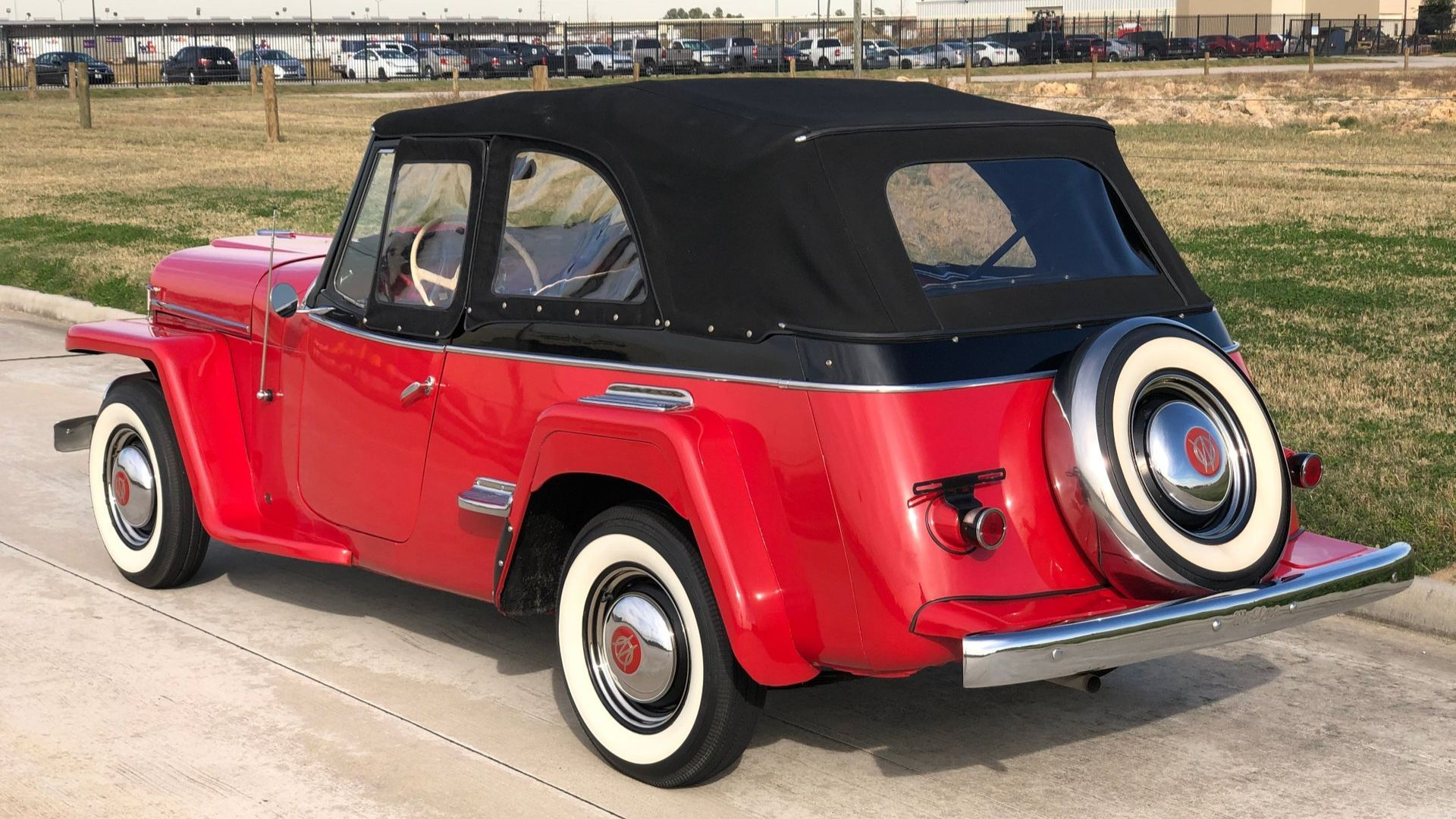 1951 Willys Jeepster Is The Drop-Top You Want