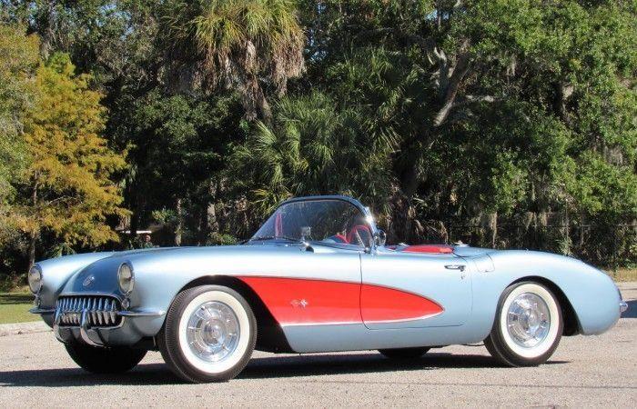 "<img src=""1957-chevrolet-corvette-convertible-1.jpg"" alt=""A restored 1957 Chevrolet Corvette finished in an ultra-rare color combination"">"