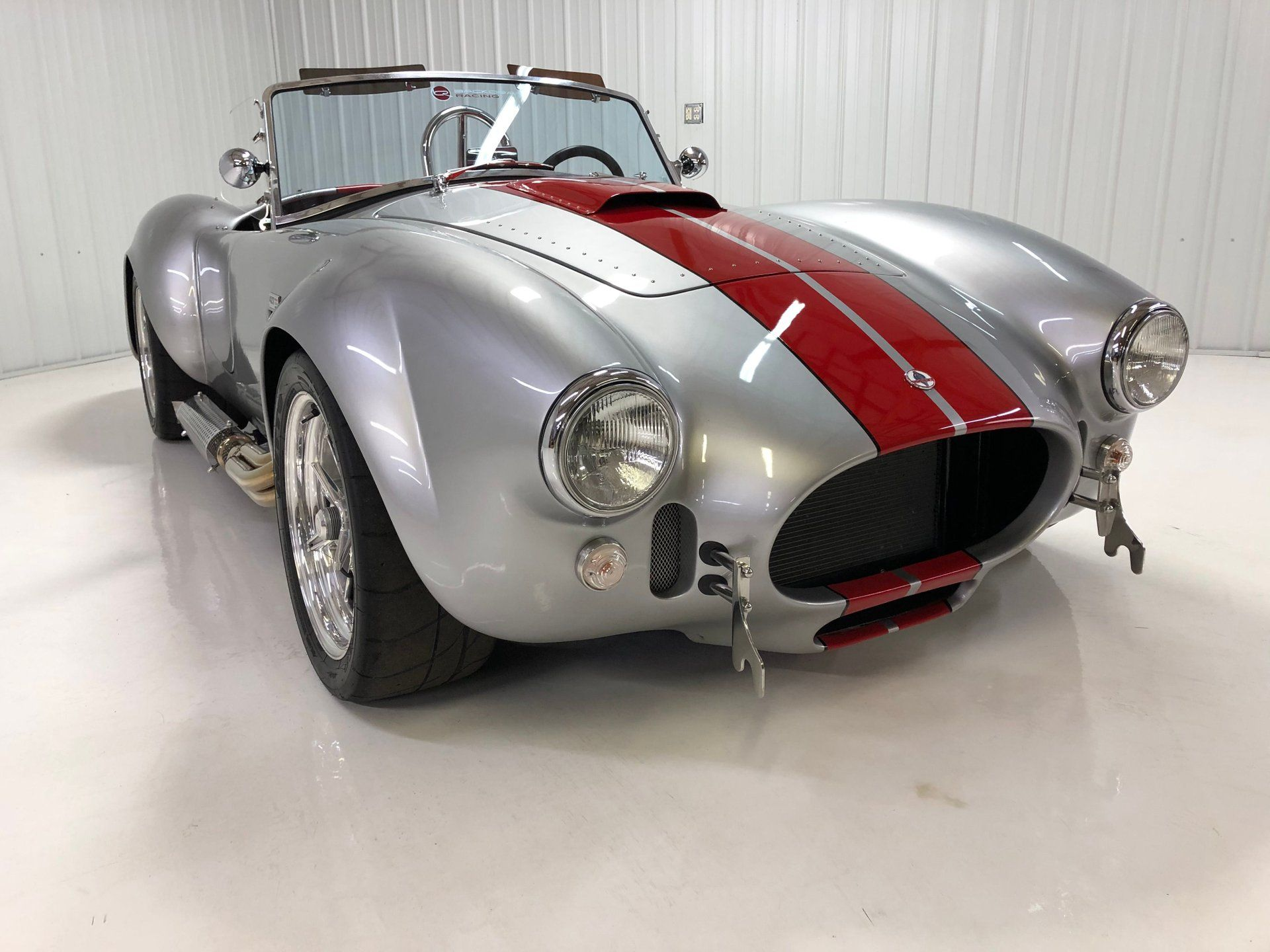 1965 Backdraft Cobra Has A Real Bite