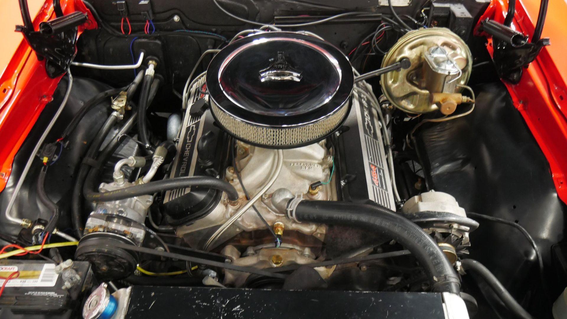 1967 Chevelle SS Packs A Monster 454