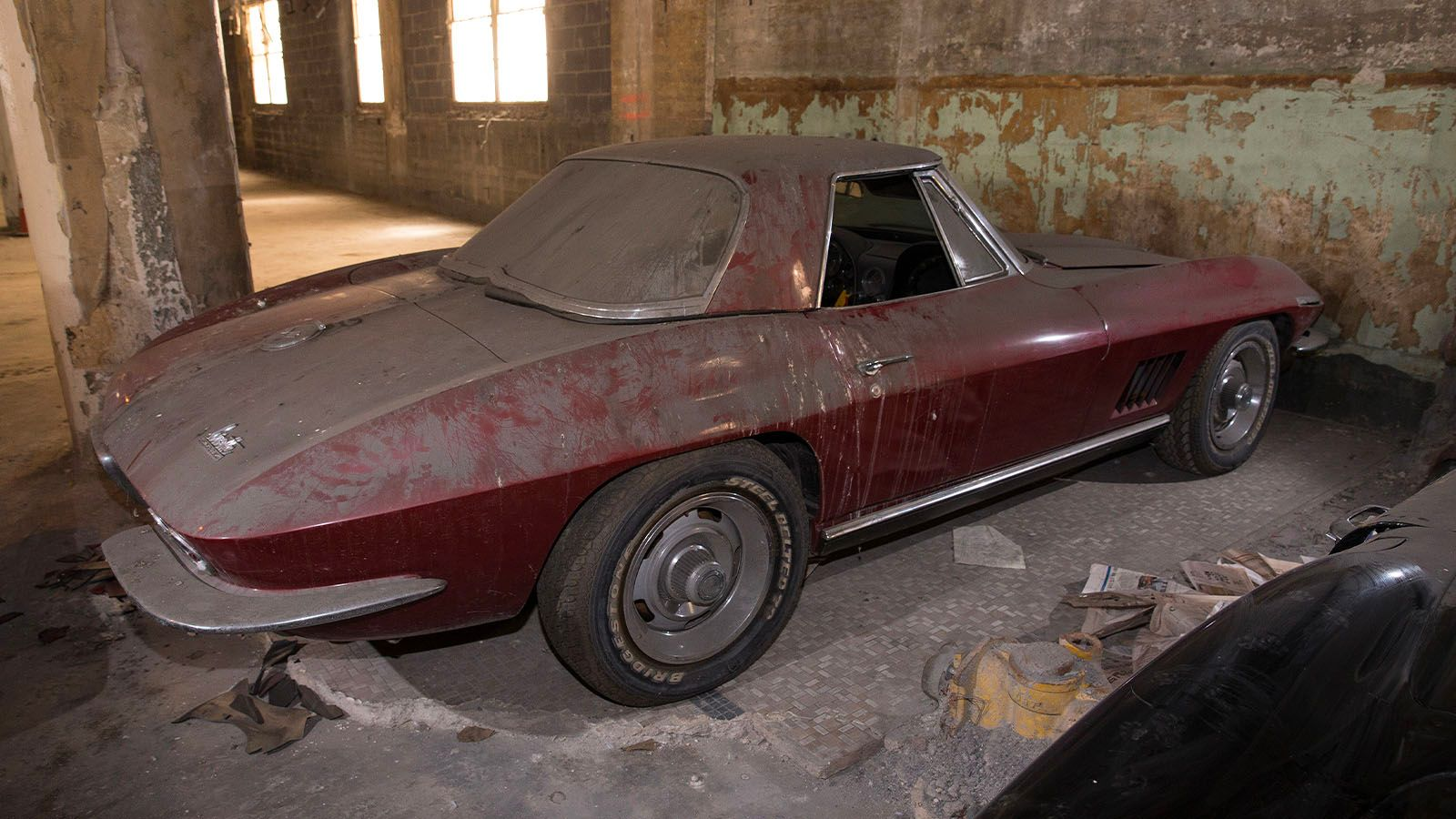 Roast Some Rubber In A L88-Equipped 1967 Chevy Corvette Ko ...