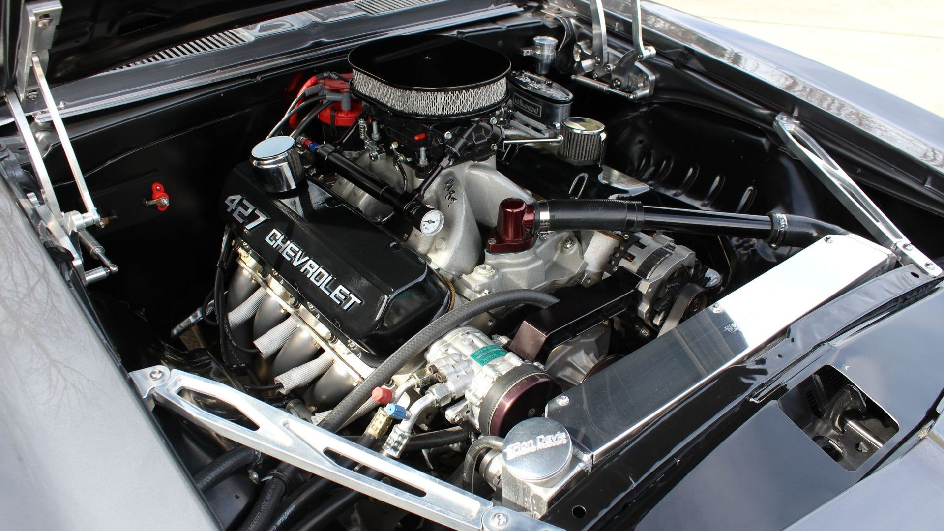 Light 'Em Up With This Potent 1969 Chevy Camaro Restomod