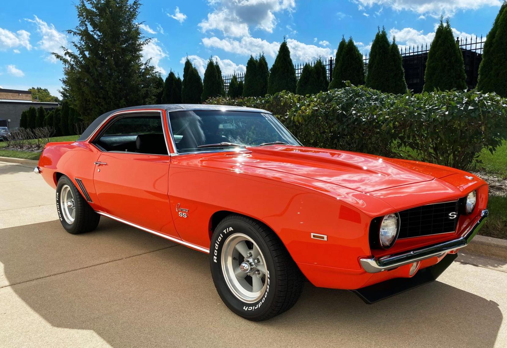 "<img src=""1969-chevy-camaro.png"" alt=""A restored 1969 Chevrolet Camaro"">"