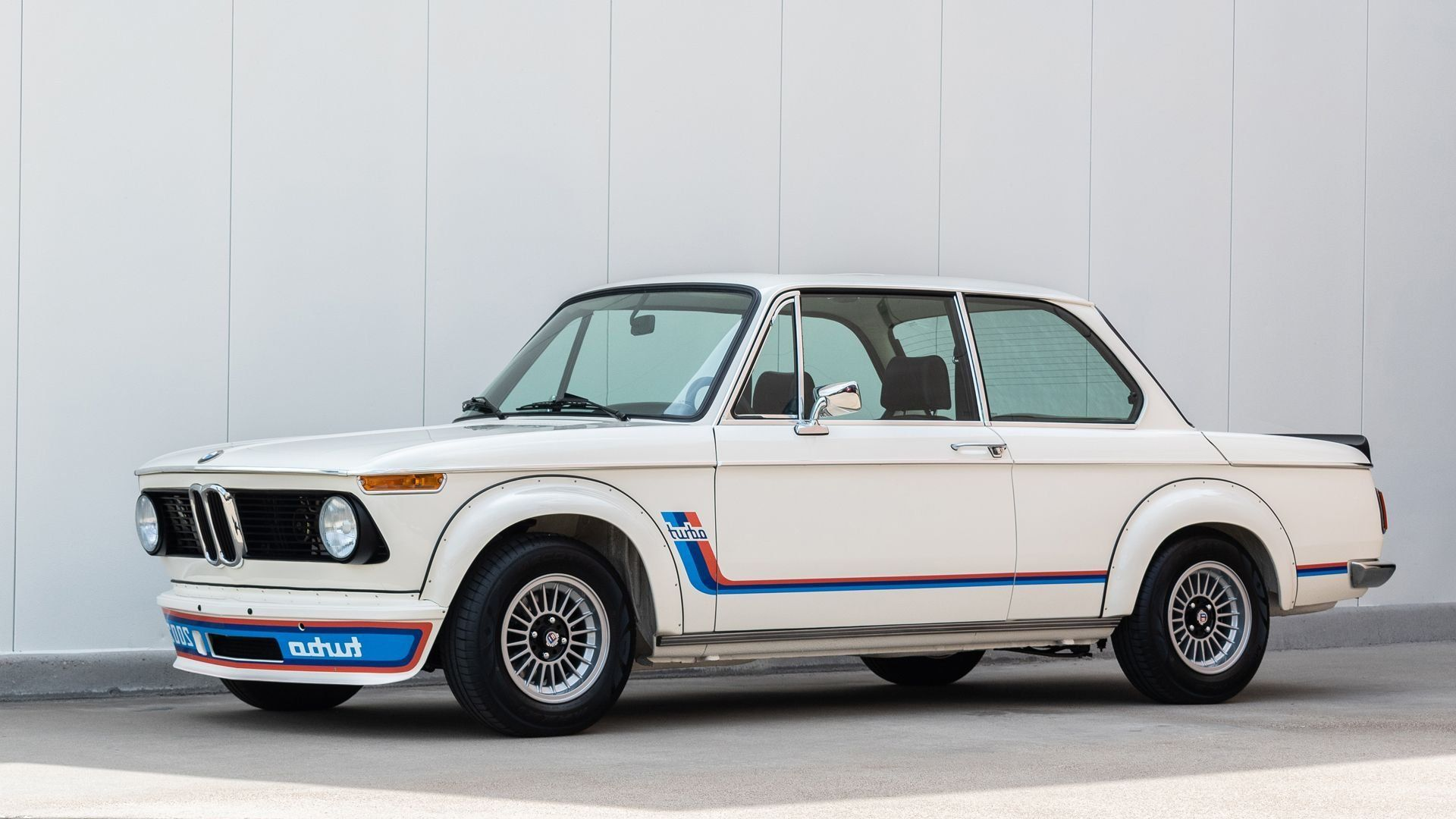 Legendary 1974 Bmw 2002 Turbo Seeks New Driver