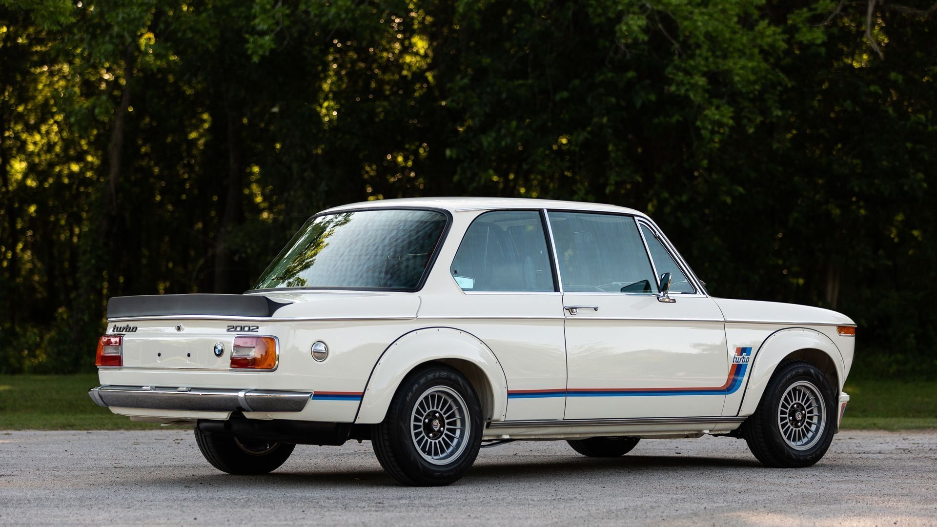 Legendary 1974 BMW 2002 Turbo Seeks New Driver
