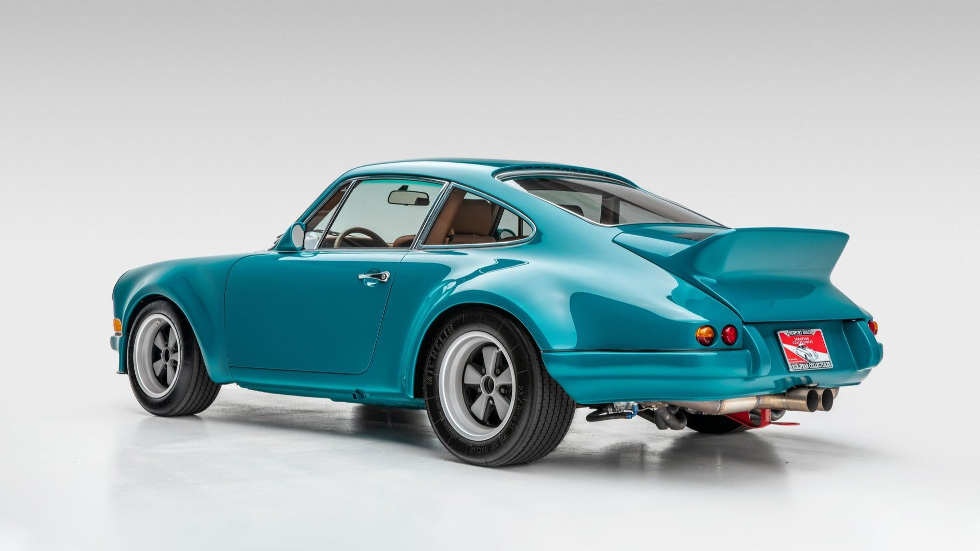 Competition-Capable 1975 Porsche 911 Twin Turbo RSR Screams Your Name