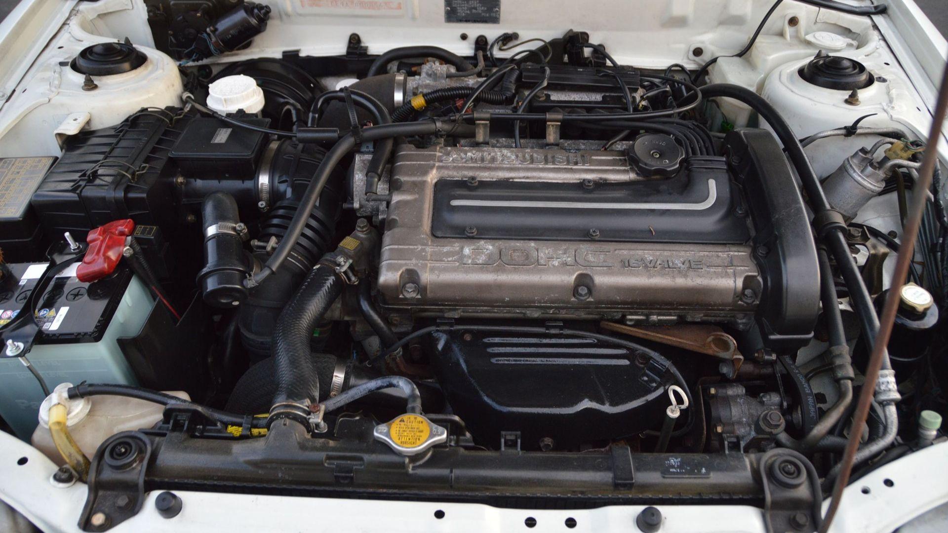 1994 Mitsubishi Lancer Evolution II GSR Lets You Live Your WRC Dreams