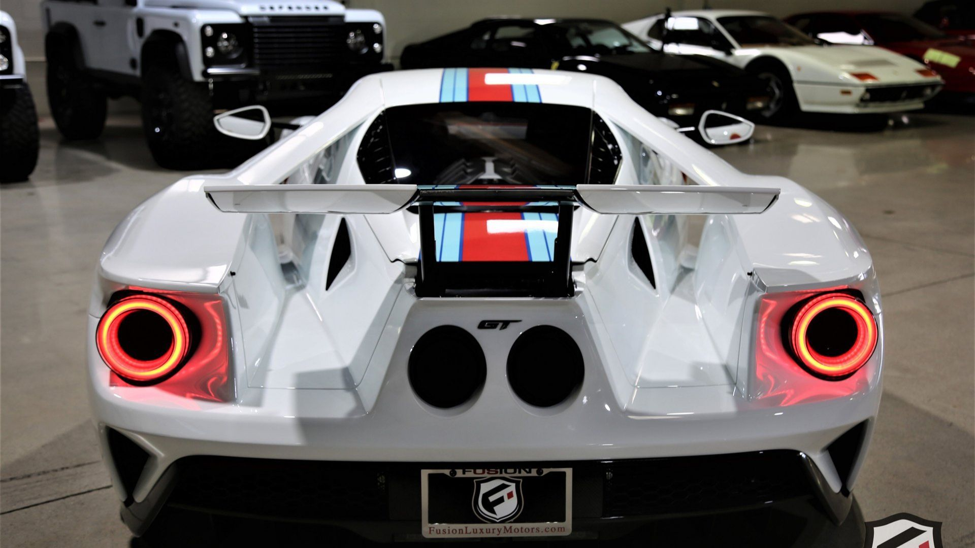 You Can Legally Buy This 2017 Ford GT