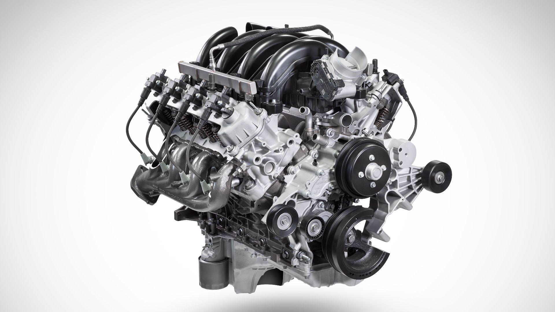 Aftermarket Supersizes The Ford Godzilla V8