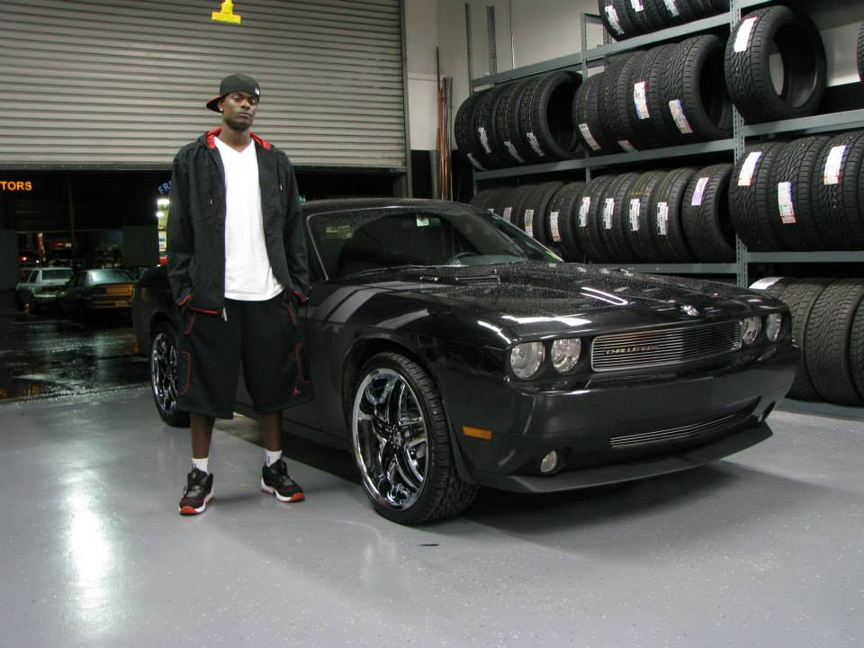 Celebrities Who Love Mopars