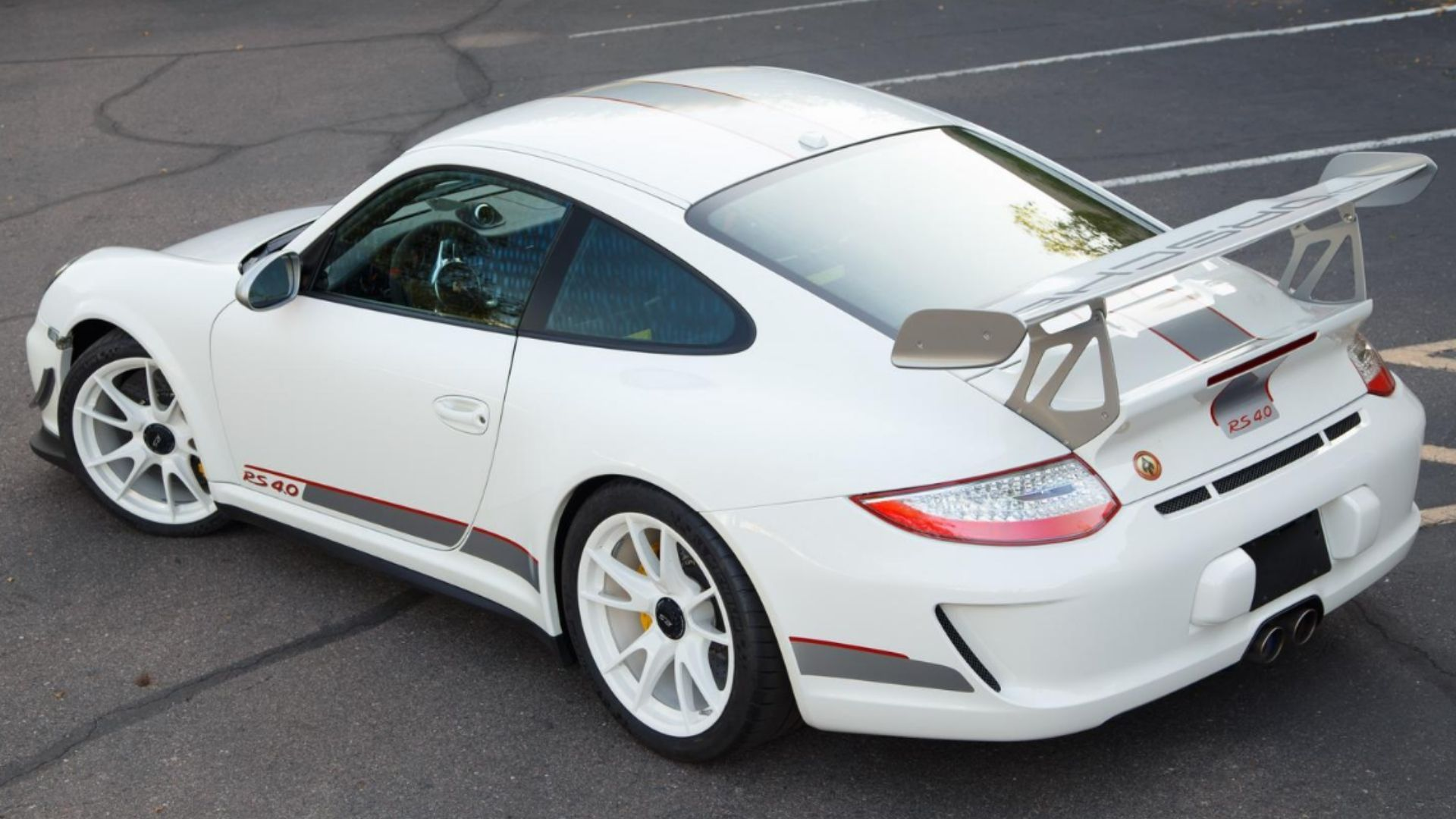 Weaponized For The Track, This 2011 Porsche GT3 RS 4.0 Is Ready For A Bidding War