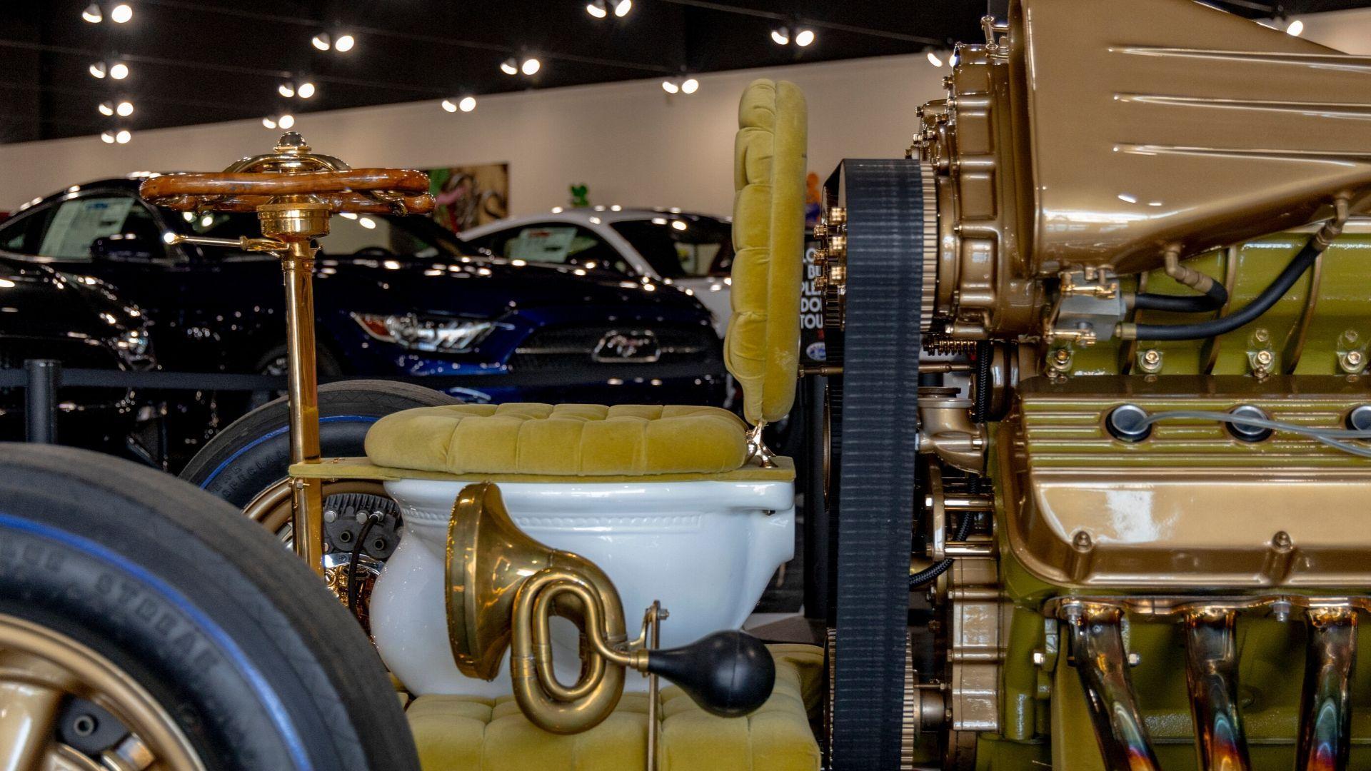 Car Kings Restore Fabled Bathtub Hot Rod