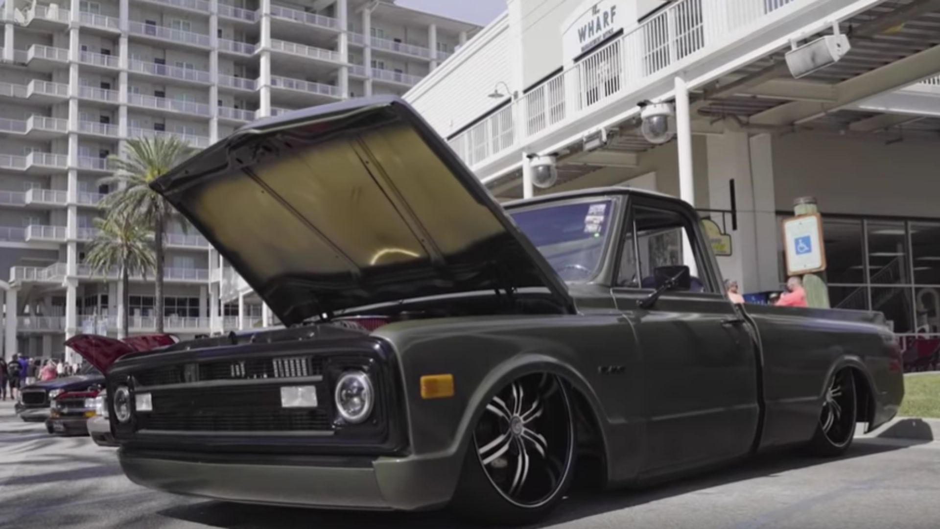 Watch This Lowrider Truck Event And Weep