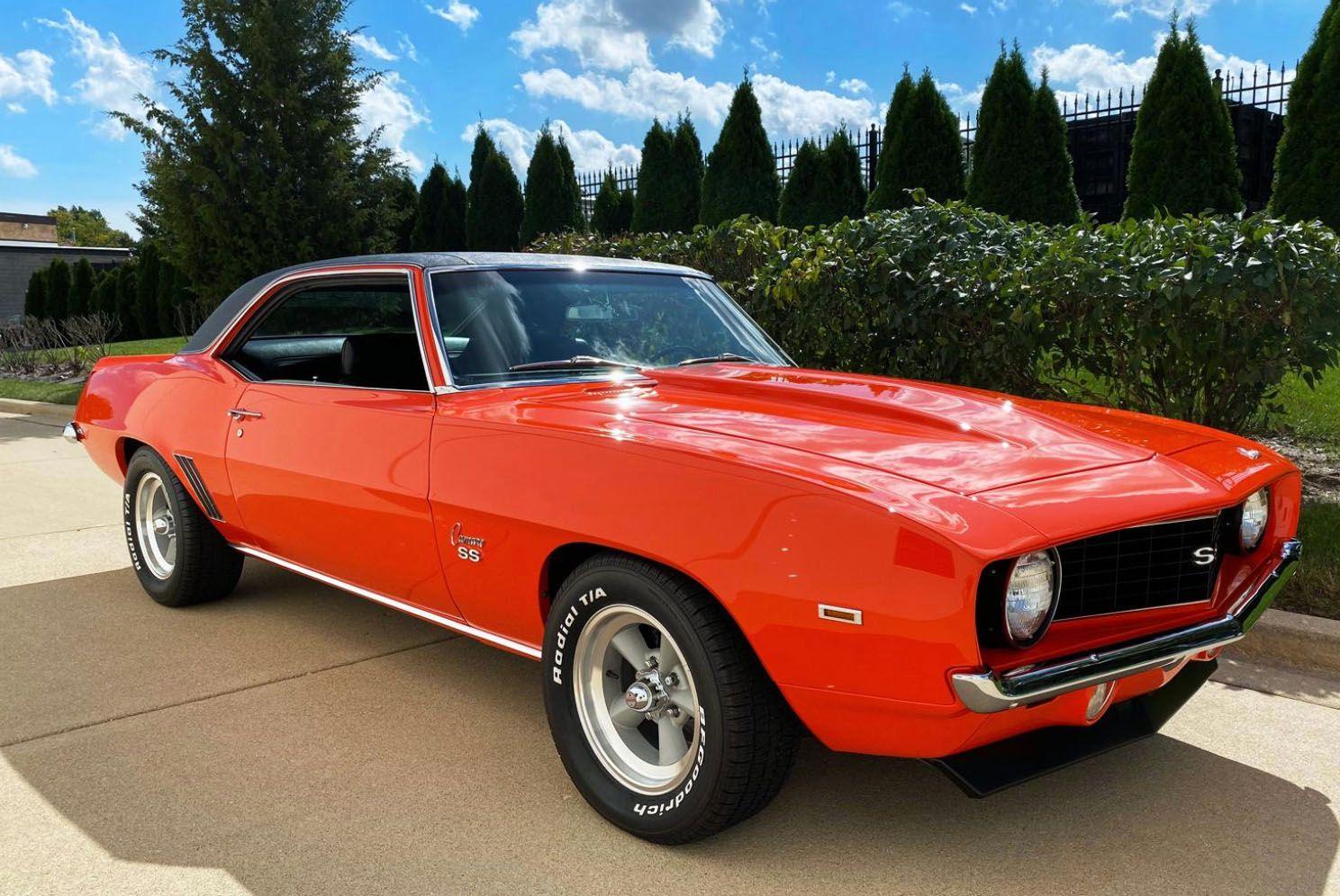 "<img src=""auction-1969-chevy-camaro-ss-396.jpg"" alt=""1969 Chevrolet Camaro SS 396 Coupe in Hugger Orange"">"