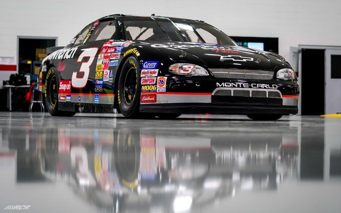 """<img src=""""dale-earnhardt.jpeg"""" alt=""""A Dale Earnhardt No. 3 race car to be auctioned for COVID-19 relief efforts"""">"""